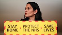 Priti Patel gets basic COVID guidance wrong for second time in three days