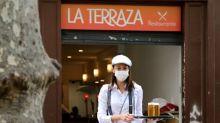 España reporta 132 nuevos casos de coronavirus y 50 muertes