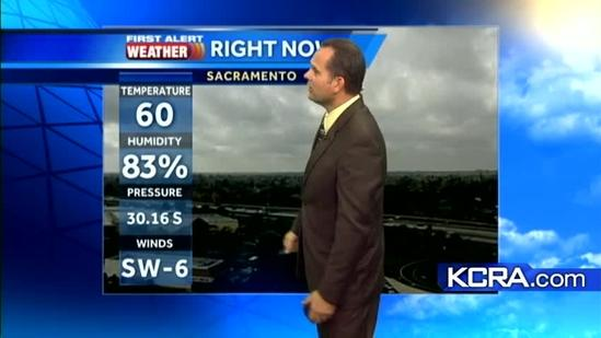 Northern California afternoon forecast 11.21.12