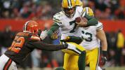 Browns blow chance at first win as Packers rally