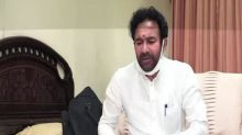 G Kishan Reddy instructs Telangana BJP leaders to ensure victory in upcoming GHMC, Assembly polls