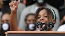 Marche contre le racisme: qui est Yolanda Renee King, la petite-fille de Martin Luther King?