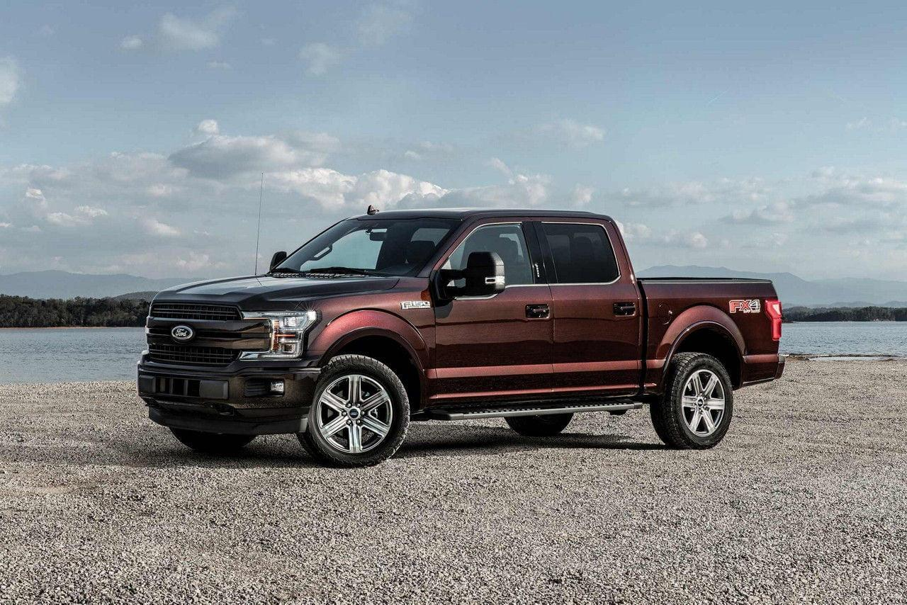 2018 ford f 150 lineup including prices pictures mileage and new features