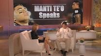 Manti Te'o discusses the hoax on Katie