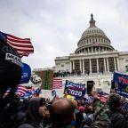 Ex-Trump official complains video of his actions at Capitol riot make him look bad