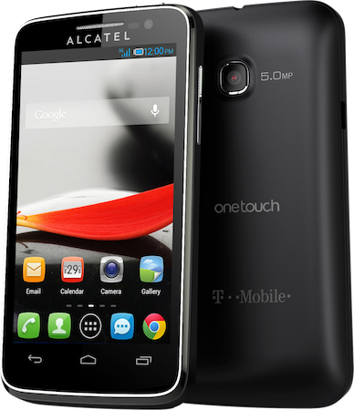 Alcatel One Touch Evolve and Fierce coming to T-Mobile this October