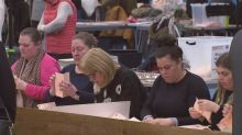 Sunderland races to declare election count first