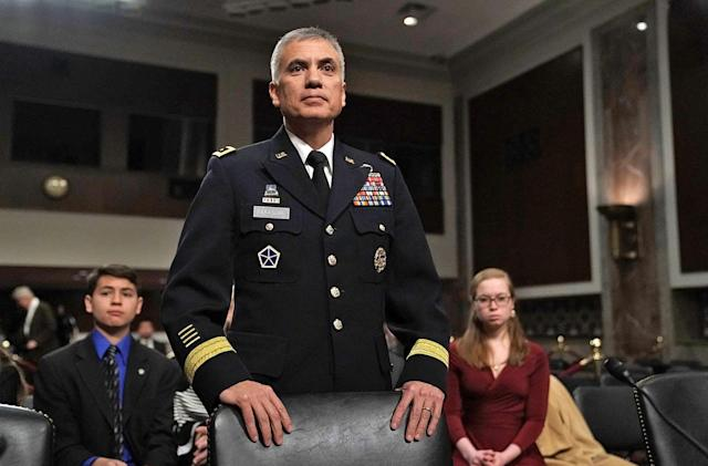 US elevates the role of Cyber Command