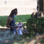 Mourners pay final respects to girl shot to death in Atlanta