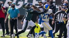 Eagles film breakdown: Rams shred Eagles defense; Carson Wentz's decision-making problems