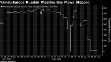 Russian Gas Flows to Europe Plunge After Prices Collapse