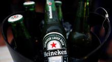Volatile markets prompt Heineken to lower margin growth target