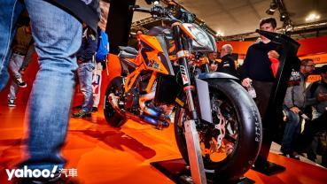 【米蘭車展】野獸難以馴服!2020 KTM 1290 Super Duke R降臨!
