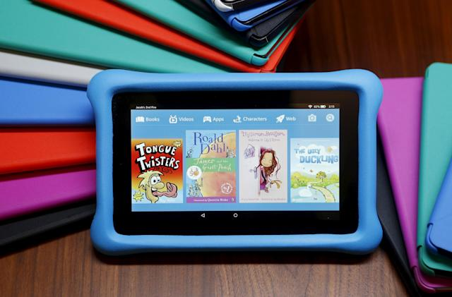 Amazon FreeTime Unlimited adds content for tweens