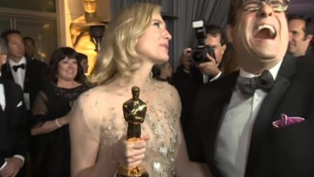 Oscar winners' first stop: the Governors Ball