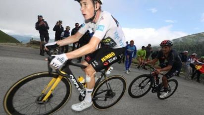 Cyclisme - Jumbo-Visma - Jonas Vingegaard prolonge chez Jumbo-Visma jusqu'en 2024