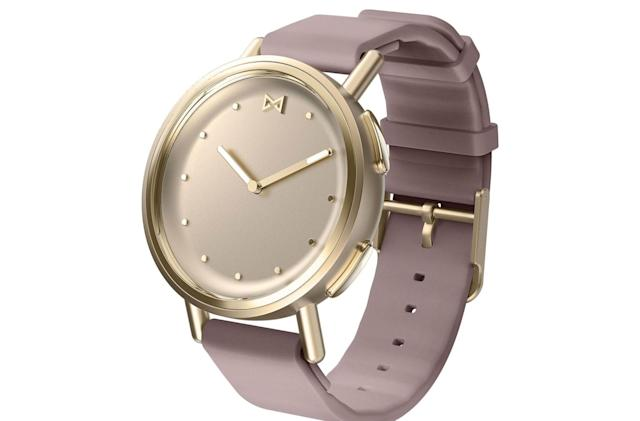 Misfit slims down its hybrid watch to make the Path