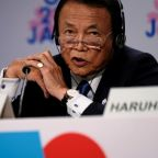 Japan urges G20 members with fiscal scope to boost spending
