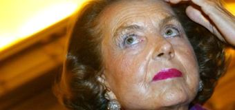 World's richest woman dies