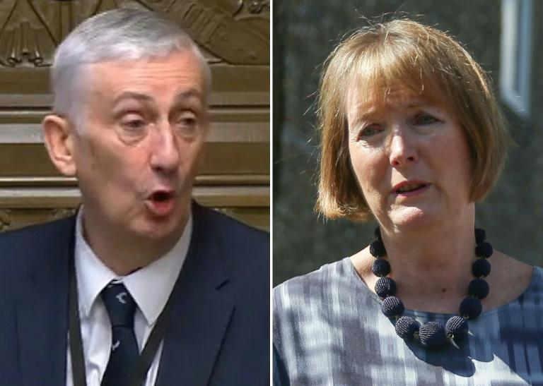 Labour's Lindsay Hoyle chosen to replace Bercow as UK Commons speaker