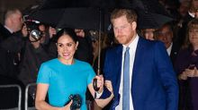 Meghan Markle & Prince Harry's PDA Is Out of Control and We Kind of Love It