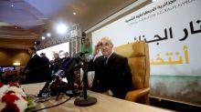 Algeria declares former PM winner of presidential election
