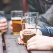 Is it possible to offset the cancer causing effects of alcohol?