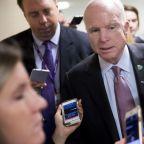 Trump Issues Warning to McCain After Senator's Tough Speech