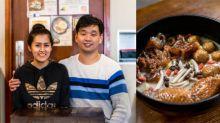 【元朗車仔麵】港男泰妹夫妻檔開餐廳 老公:試過為咖喱嗌大交