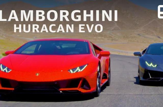 Behind the wheel of Lamborghini's supercomputer on wheels