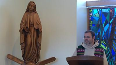 Airport Chaplains Give Refuge to Weary Travelers