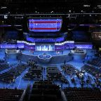 Democratic convention speakers span spectrum of US politics
