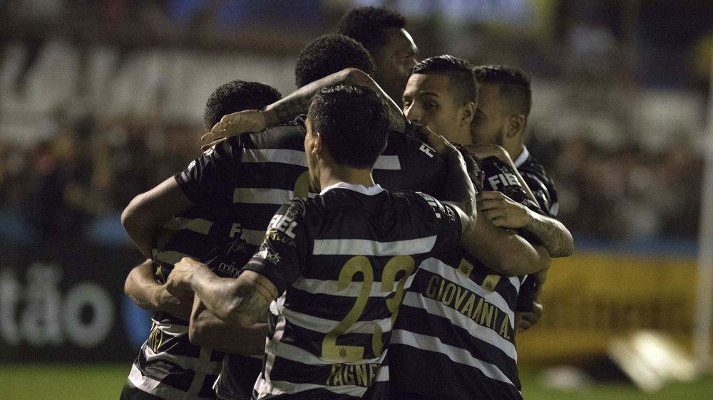 Luverdense 0 x 2 Corinthians: Timão vence fora de casa e fica mais perto da classificação na Copa do Brasil