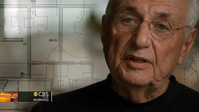 Note to Self: Architect Frank Gehry shares challenges of growing up