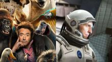 China Box Office Opens With Dolittle And Interstellar; Scores Single-Day Record Since Reopening