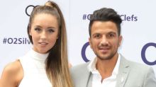 """Peter Andre and Emily MacDonagh felt """"robbed"""" of a natural birth"""