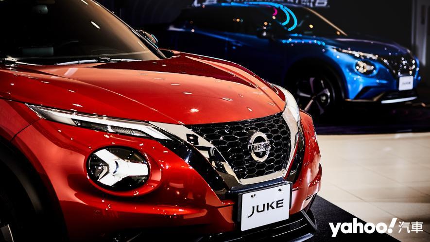 貫徹怪奇本色!Nissan大改款Juke正式發表86.9萬起! - 2