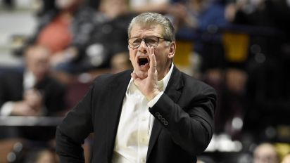 Young, talented UConn eyes 12th national title
