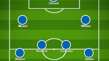 Chelsea XI vs Liverpool: Confirmed team news, starting lineup, latest injuries today