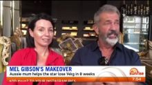 Perth nutritionist helps Mel Gibson get rid of 'dad bod'.