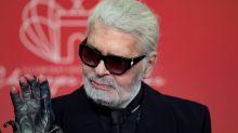 Karl Lagerfeld… La historia de sus lentes, 'nanas' para sus iPods y más excentricidades