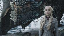 Emilia Clarke, Jason Momoa, Kit Harington hostGame of Thrones reunion