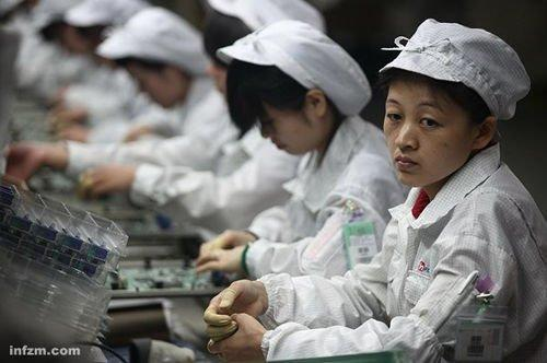 Undercover Chinese reporter exposes Foxconn working conditions (update: full English translation)