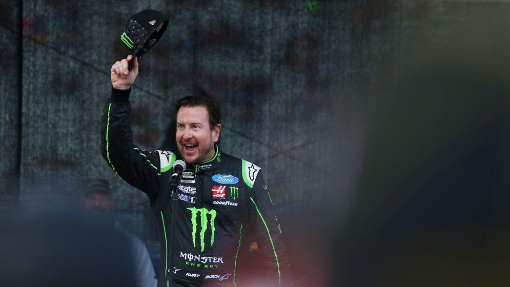 Kurt Busch: 'I haven't decided' about NASCAR future