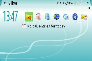 Nokia serves up FP1 theme to S60 3rd Edition users