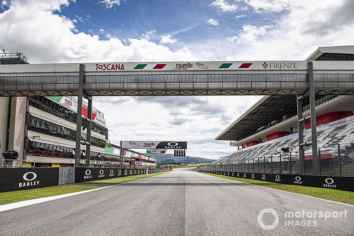 2020 Formula 1 Tuscan Grand Prix Session Timings And Preview