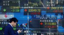 La Bolsa de Tokio cierra con un avance del 0,25 % hasta 22.277,97 puntos