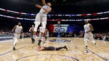 Why Stephen Curry really wants to pick Giannis Antetokounmpo in All-Star draft