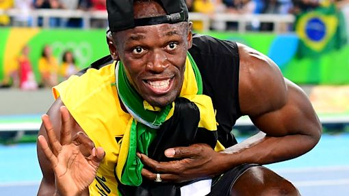 WATCH: Usain Bolt can't outrun this Rubik's Cube solver