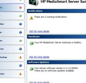 Test update could indicate new HP MediaSmart server in the works, or nothing at all